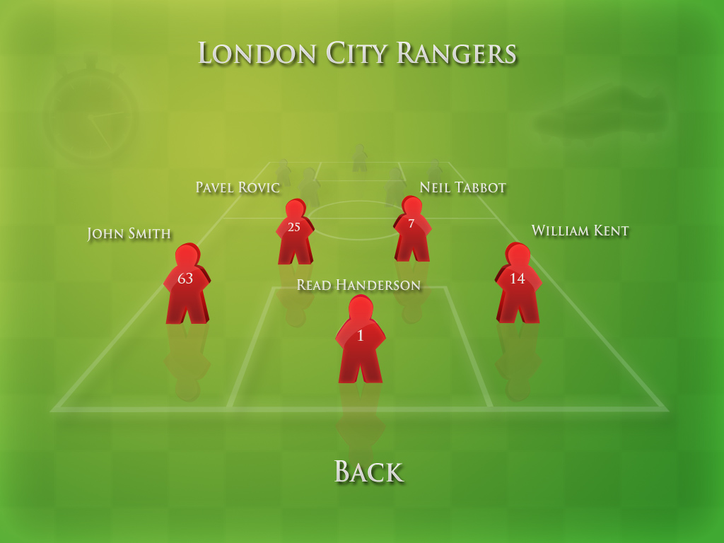 Streetsoccer Formation